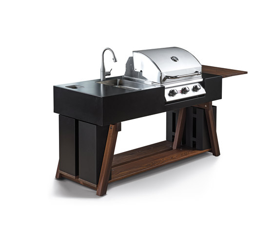 bbqube | Bull Grill by OCQ | Compact outdoor kitchens