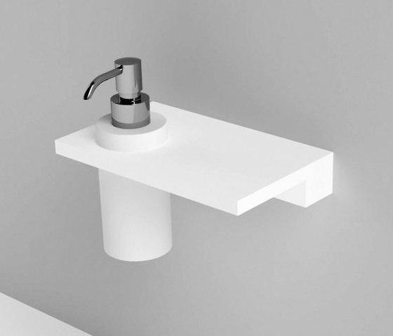 Unico Dosificador de jabón de Rexa Design | Repisas / Soportes para repisas