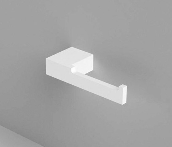Unico paper holder by Rexa Design   Paper roll holders