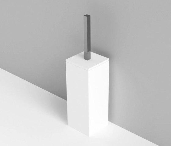 Unico brush holder by Rexa Design   Toilet brush holders