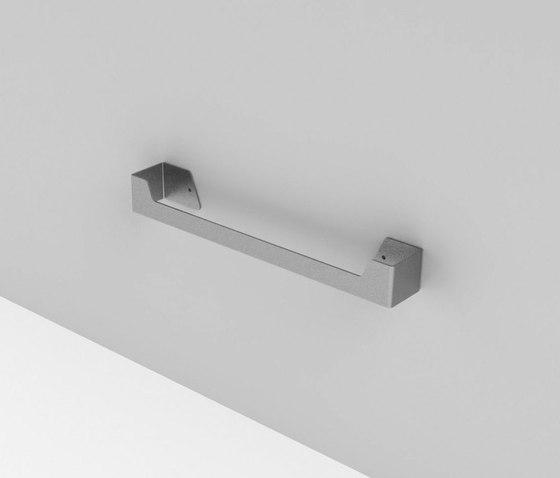 Ergo_nomic towel rack by Rexa Design | Towel rails