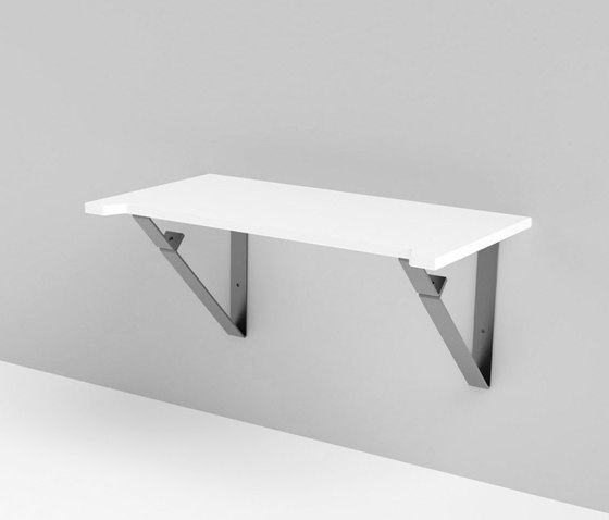 Ergo_nomic Shelf by Rexa Design | Bath shelving