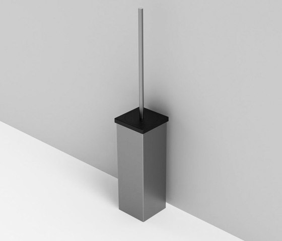 Ergo_nomic brush holder by Rexa Design | Toilet brush holders