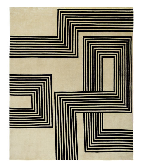 Classic - Grieg ebony by REUBER HENNING | Rugs