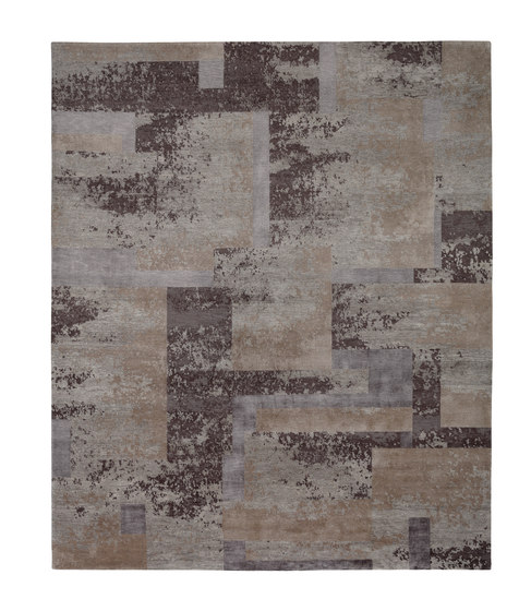 Texture - Rhapsody in brown by REUBER HENNING | Rugs