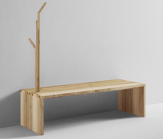 Fonte Panche di Rexa Design | Sgabelli / Panche bagno