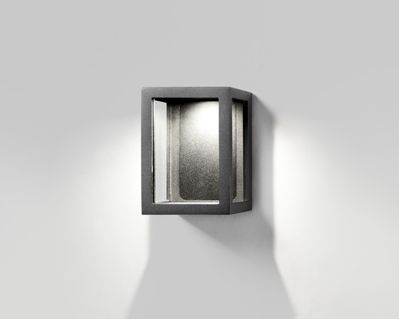 Lantern W1 by Light-Point | Outdoor wall lights
