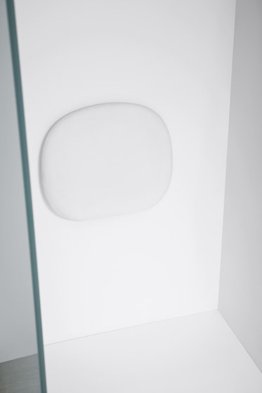 Unico Polyurethane seat by Rexa Design | Shower seats