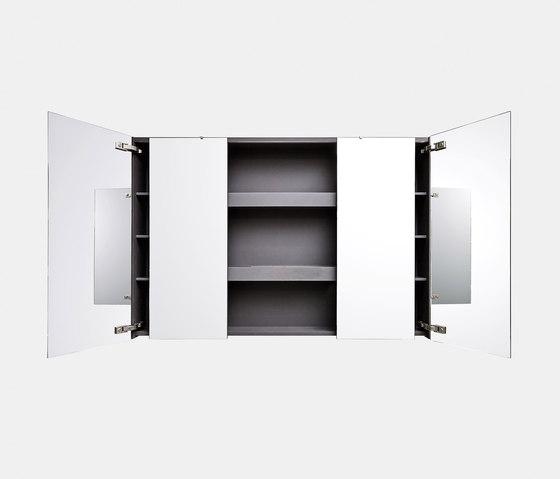 Espejo contenedores R1 de Rexa Design | Armarios espejo