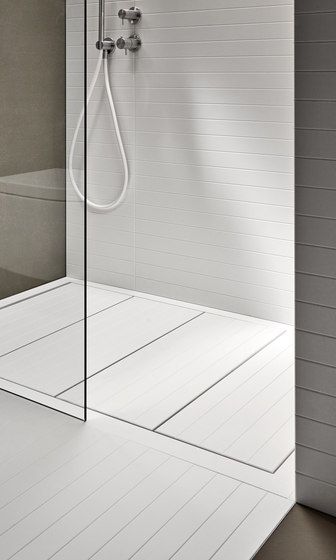 Hammam shower tray by Rexa Design | Shower trays