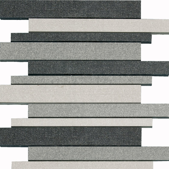 Nexo Matrix gris by Grespania Ceramica | Ceramic mosaics