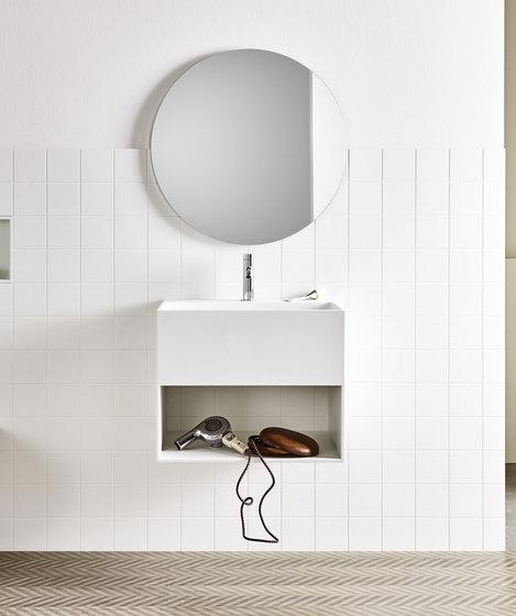Giano Washbasin by Rexa Design | Vanity units