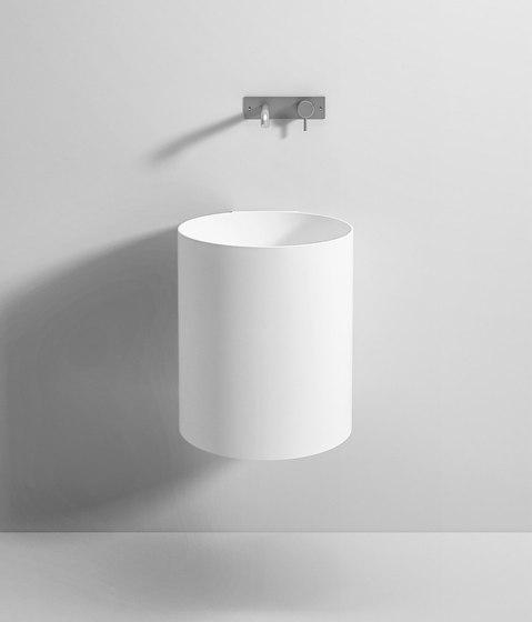 Unico Rotondo by Rexa Design | Wash basins