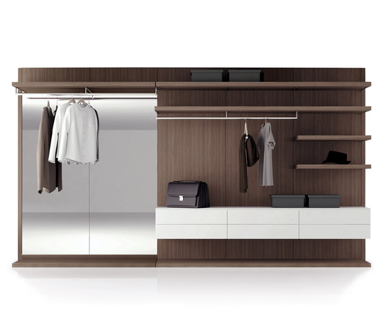 Anteprima by Pianca | Walk-in wardrobes