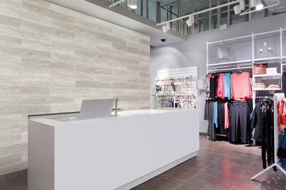 xcore ascend™ Planks | White Sense by Mats Inc. | Wall coverings / wallpapers