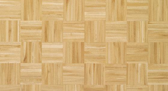 Pavimento massello Rovere Mosaico 35 di Bauwerk Parkett | Pavimenti legno