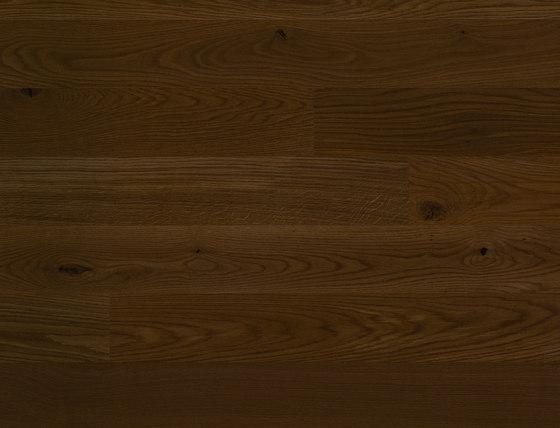 Studiopark Oak slightly smoked Cacao 15 by Bauwerk Parkett | Wood flooring