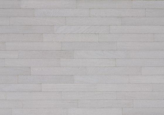 Unopark Rovere Argento 15 di Bauwerk Parkett | Pavimenti legno