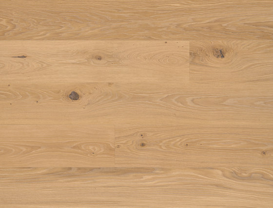 Villapark Oak Avorio 35 by Bauwerk Parkett | Wood flooring