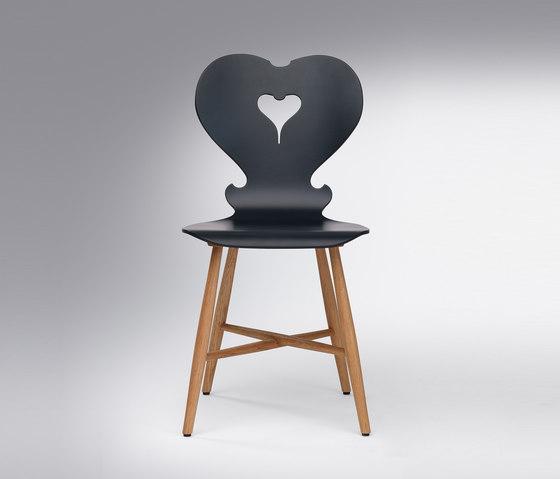 Trix |Stuhl Trix L von Schmidinger Möbelbau | Stühle