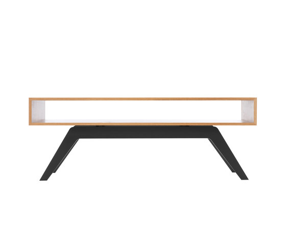 Elko Coffee Table - White Oak di Eastvold | Tavolini bassi