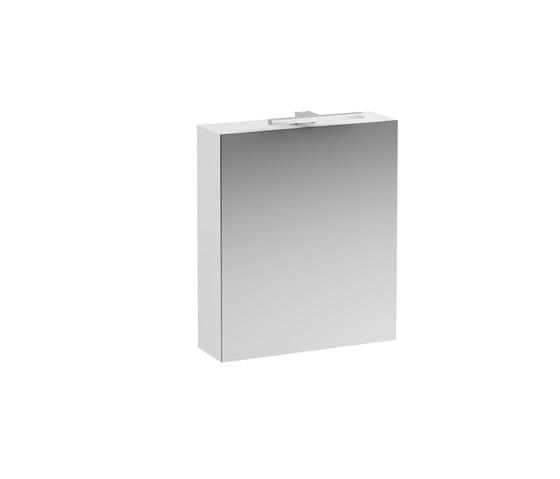 Base | Pensile a specchio di Laufen | Armadietti specchio