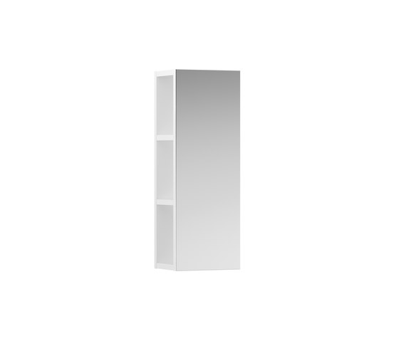 Base | Open element with mirror by Laufen | Wall cabinets