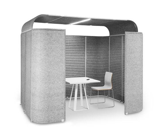 SoundRoom de NOTI | Cabinas de oficina