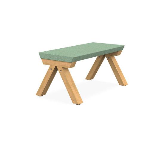 Zee Bench Desk di Spacestor | Panche