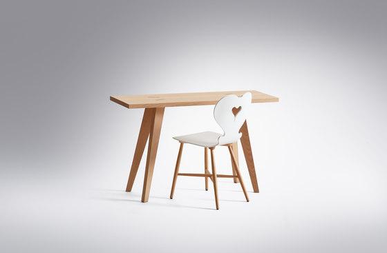 Sennhaus | Table Sennhaus by Schmidinger Möbelbau | Console tables