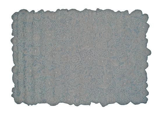 Indoor Handtufted | Bisanzio von Warli | Formatteppiche