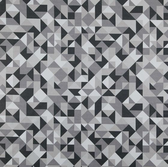 Junko 01-Silver by FR-One | Drapery fabrics