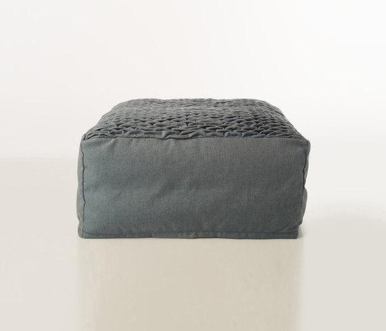 Accessories | Site Brick outdoor pouf von Warli | Poufs / Polsterhocker