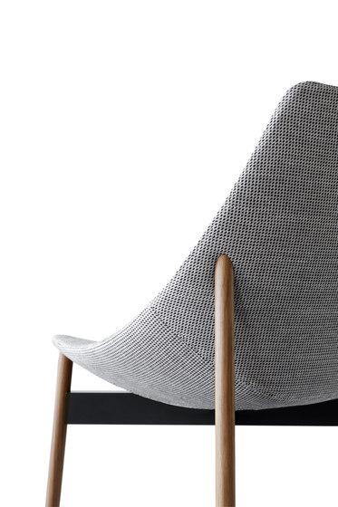 Gamma with tubular legs von Pianca | Stühle