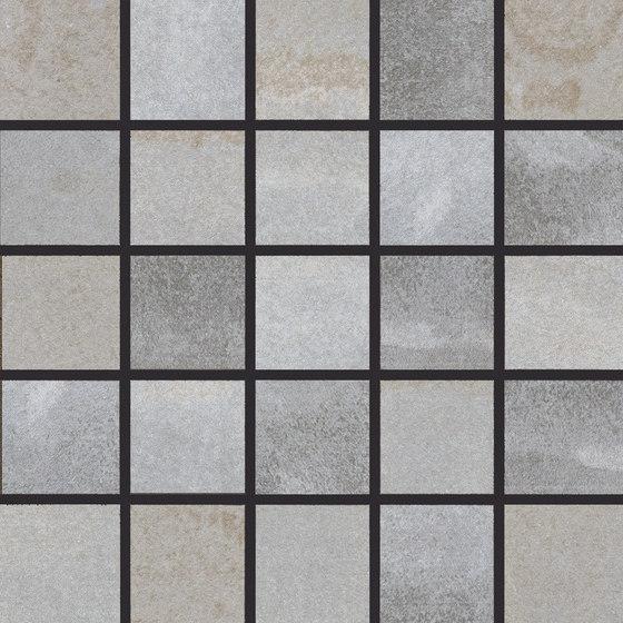 Juno silver by Grespania Ceramica | Ceramic mosaics