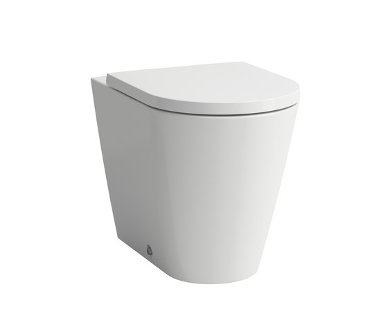 Kartell by LAUFEN | Floorstanding WC by Laufen | WC