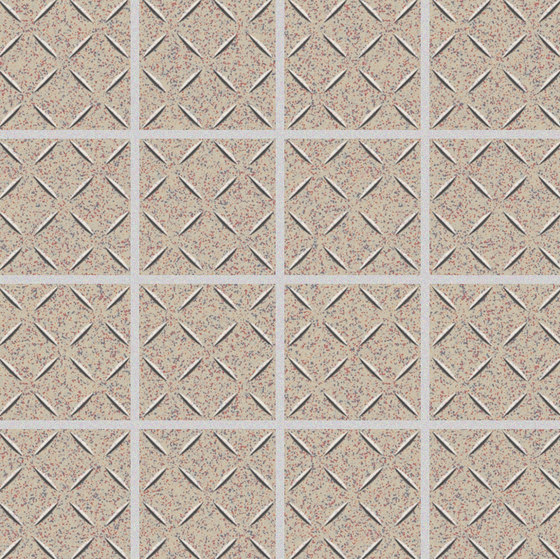 Cross-Colors Mingles Sand Bisque by Crossville | Ceramic mosaics
