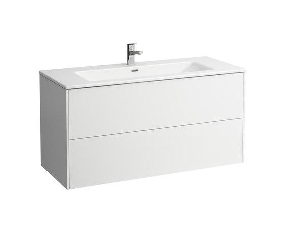 LAUFEN Pro S   Combination of washbasin with vanity unit by Laufen   Vanity units