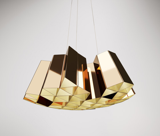 Alavus by Cameron Design House | Suspended lights
