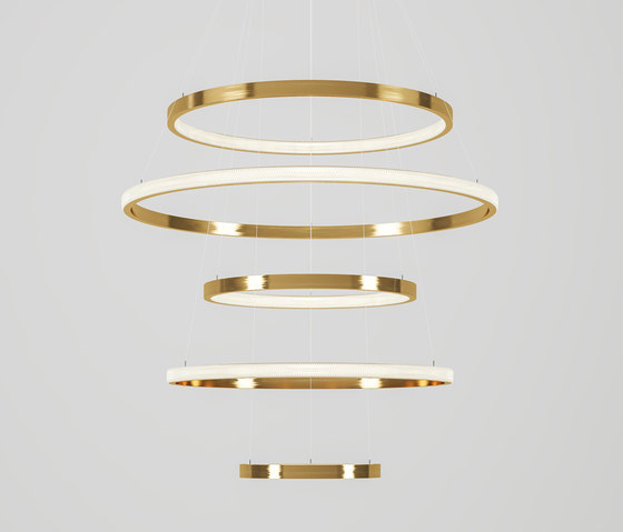 Aura by Cameron Design House | Suspended lights