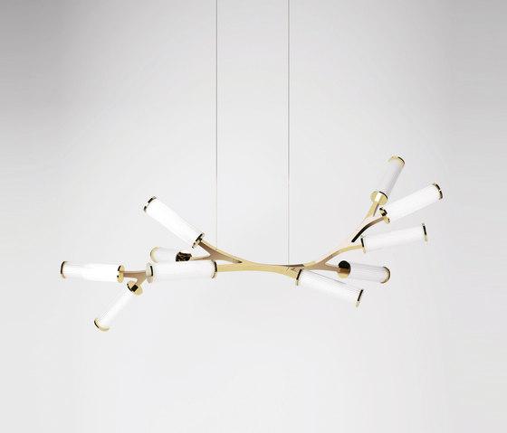 Haara de Cameron Design House | Lámparas de suspensión