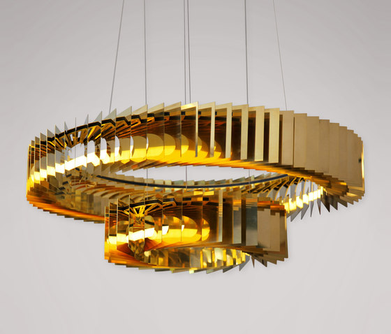 Nivala by Cameron Design House | Suspended lights