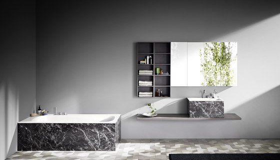 R1 with panels by Rexa Design | Bathtubs