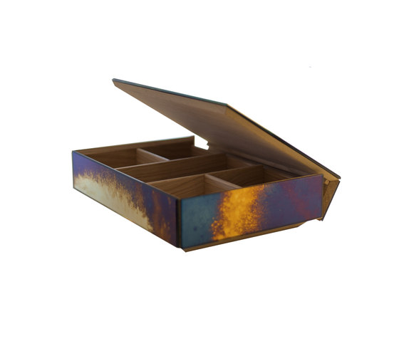 Container | Sector Container 15. by Antique Mirror | Storage boxes