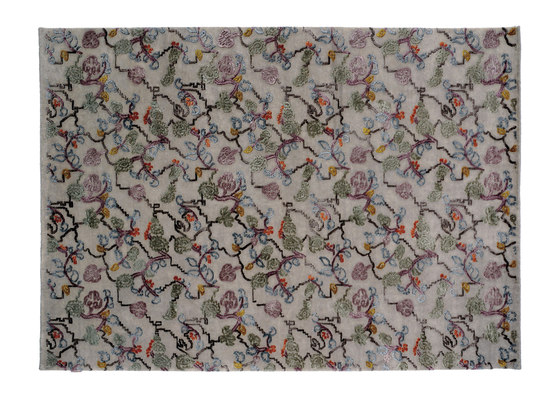 Indoor Handknotted | Kashmir by Warli | Rugs