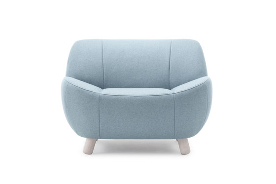 Aino Armchair by Extraform | Armchairs