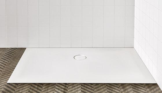 Unico shower tray by Rexa Design | Shower trays