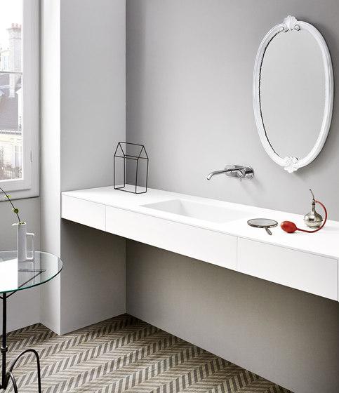 Unico Washbasin by Rexa Design | Vanity units
