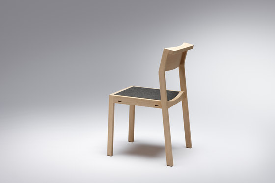 Sacral | Chair Exsel Sacral by Schmidinger Möbelbau | Chairs