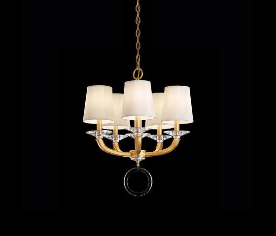 Emilea Chandelier by Swarovski Lighting   Chandeliers
